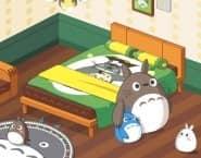 龙猫房间布置
